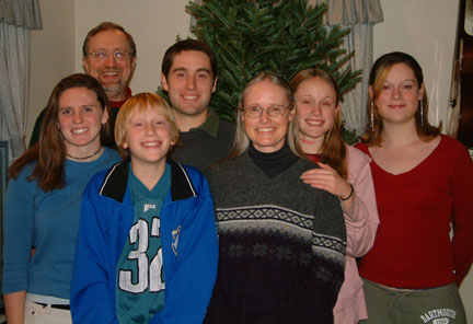 Groves Family Christmas 2005